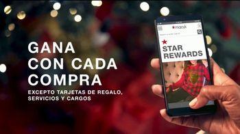 Macy's Venta de Un Día  TV Spot, 'Suéteres, abrigos, botas y joyería fina' [Spanish] - Thumbnail 4