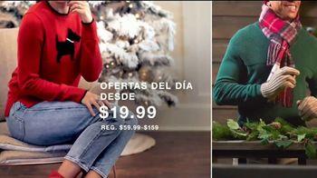 Macy's Venta de Un Día  TV Spot, 'Suéteres, abrigos, botas y joyería fina' [Spanish] - Thumbnail 2