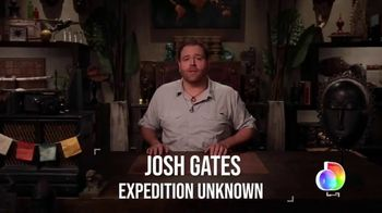 Discovery+ TV Spot, 'All From One Place' Featuring Josh Gates - Thumbnail 2