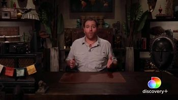 Discovery+ TV Spot, 'All From One Place' Featuring Josh Gates - Thumbnail 3