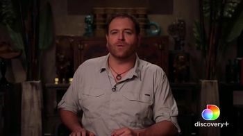 Discovery+ TV Spot, 'All From One Place' Featuring Josh Gates - Thumbnail 9