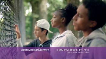 Aetna Medicare Advantage Plans TV Spot, 'Hoops: Turning 65' - Thumbnail 3