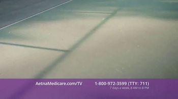 Aetna Medicare Advantage Plans TV Spot, 'Hoops: Turning 65' - Thumbnail 5