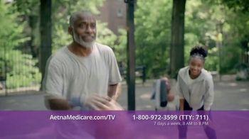 Aetna Medicare Advantage Plans TV Spot, 'Hoops: Turning 65' - Thumbnail 6