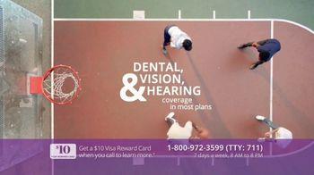 Aetna Medicare Advantage Plans TV Spot, 'Hoops: Turning 65' - Thumbnail 7