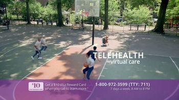 Aetna Medicare Advantage Plans TV Spot, 'Hoops: Turning 65' - Thumbnail 8
