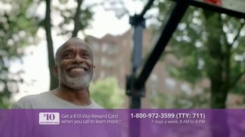 Aetna Medicare Advantage Plans TV Spot, 'Hoops: Turning 65' - Thumbnail 9