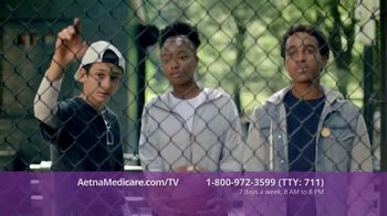 Aetna Medicare Advantage Plans TV Spot, 'Hoops: Turning 65'