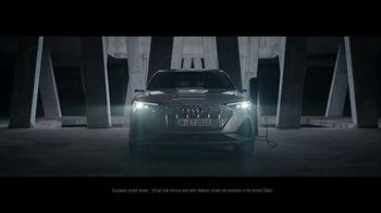 Audi e-tron Sportback TV Spot, 'Unleashed' [T2] - Thumbnail 4