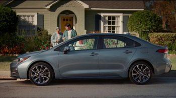 2021 Toyota Corolla TV Spot, 'Una cita con abuela' [Spanish] [T2]
