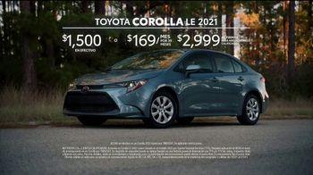 2021 Toyota Corolla TV Spot, 'Una cita con abuela' [Spanish] [T2] - Thumbnail 6