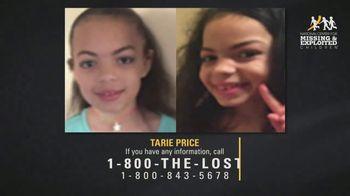 National Center for Missing & Exploited Children TV Spot, 'Tarie Price' - Thumbnail 3