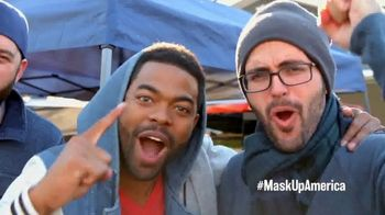 Ad Council TV Spot, 'Mask Up America: For the Love Of' - Thumbnail 10