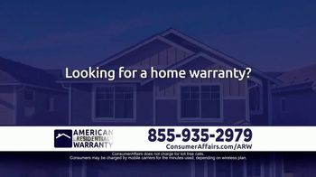 American Residential Warranty TV Spot, 'Constant Fear'