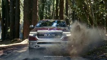 Ram Trucks Start Something New Sales Event TV Spot, 'Never Been Done Before' Song by Foo Fighters [T2] - Thumbnail 1