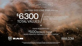 Ram Trucks Start Something New Sales Event TV Spot, 'Never Been Done Before' Song by Foo Fighters [T2] - Thumbnail 7
