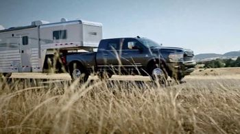 Ram Trucks Start Something New Sales Event TV Spot, 'Never Been Done Before' Song by Foo Fighters [T2] - Thumbnail 2