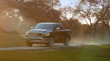 Ram Trucks Start Something New Sales Event TV Spot, 'Never Been Done Before' Song by Foo Fighters [T2] - Thumbnail 5