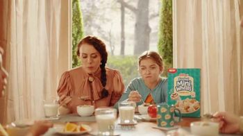 Cinnamon Roll Mini-Wheats TV Spot, 'Family Meeting' - Thumbnail 9