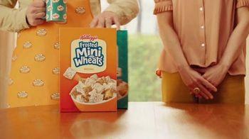 Cinnamon Roll Mini-Wheats TV Spot, 'Family Meeting' - Thumbnail 5