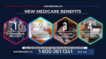 easyMedicare.com TV Spot, 'Trust: Giveback Benefit' Featuring Joe Theismann - Thumbnail 5