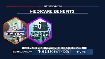 easyMedicare.com TV Spot, 'Trust: Giveback Benefit' Featuring Joe Theismann - Thumbnail 6