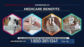 easyMedicare.com TV Spot, 'Trust: Giveback Benefit' Featuring Joe Theismann - Thumbnail 7
