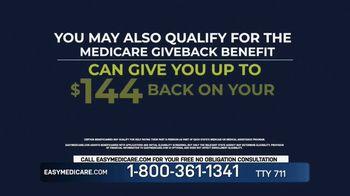 easyMedicare.com TV Spot, 'Trust: Giveback Benefit' Featuring Joe Theismann - Thumbnail 8