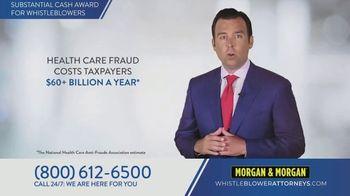 Morgan & Morgan Law Firm TV Spot, 'Whistleblowers' - Thumbnail 2