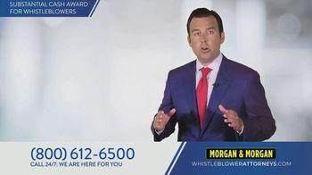 Morgan & Morgan Law Firm TV Spot, 'Whistleblowers' - Thumbnail 4