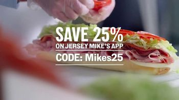 Jersey Mike's TV Spot, 'App-etizing'