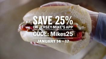 Jersey Mike's TV Spot, 'App-etizing' - Thumbnail 8