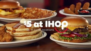 IHOPPY Hour TV Spot, 'Happy Hour: $5: Free Delivery' - Thumbnail 5