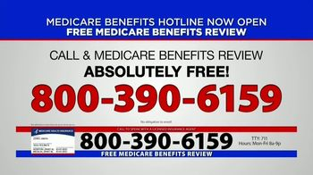 Medicare Benefits Hotline TV Spot, 'Now Available: COVID-19' - Thumbnail 9