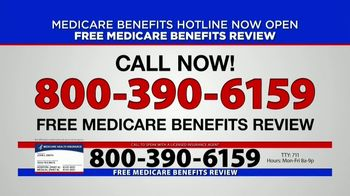 Medicare Benefits Hotline TV Spot, 'Now Available: COVID-19' - Thumbnail 3
