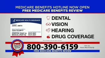 Medicare Benefits Hotline TV Spot, 'Now Available: COVID-19' - Thumbnail 4