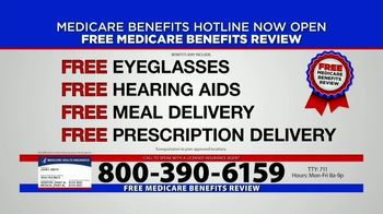 Medicare Benefits Hotline TV Spot, 'Now Available: COVID-19' - Thumbnail 5