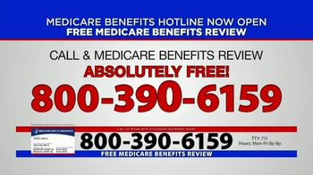 Medicare Benefits Hotline TV Spot, 'Now Available: COVID-19' - Thumbnail 6