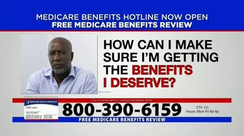 Medicare Benefits Hotline TV Spot, 'Now Available: COVID-19' - Thumbnail 7