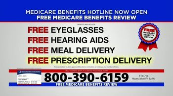 Medicare Benefits Hotline TV Spot, 'Now Available: COVID-19' - Thumbnail 8