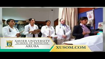 Xavier University School of Medicine TV Spot, 'Recognitions and Accreditations' - Thumbnail 3