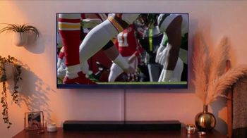 Bose Smart Soundbar 300 TV Spot, 'On the Field With Patrick Mahomes II'