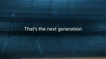Amazon Web Services TV Spot, 'Next Gen Stats: Final Whistle' Song by The Chambers Brothers - Thumbnail 10