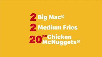 McDonald's Big Mac Bundle TV Spot, 'Problem Solved' - Thumbnail 3