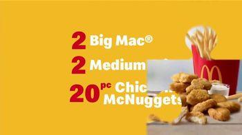 McDonald's Big Mac Bundle TV Spot, 'Problem Solved' - Thumbnail 4