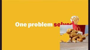 McDonald's Big Mac Bundle TV Spot, 'Problem Solved' - Thumbnail 6