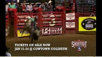 Stockyards Championship Rodeo TV Spot, '2020 Stockyards Shootout'