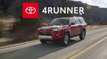 Toyota Run the Numbers Winter Event TV Spot, 'All-Wheel Drive' [T2] - Thumbnail 4