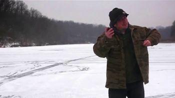 RoosterWrap TV Spot, 'Ice Fishing' - Thumbnail 2