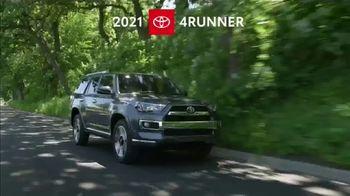 2021 Toyota 4Runner TV Spot, 'Western Washington Road Trip: Anywhere' Ft. Ethan Erickson [T2] - Thumbnail 2